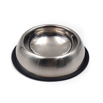 High Quality Mirror Finish Stainless Steel Pet Bowl
