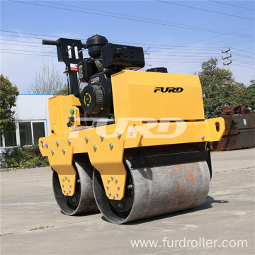 Manual Type Double Drum Vibratory Road Roller Manual Type Double Drum Vibratory Road Roller