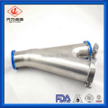 Sanitary Stainless Steel Y Type Check Valve