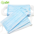 non-woven medical 3 ply disposable surgical face masks