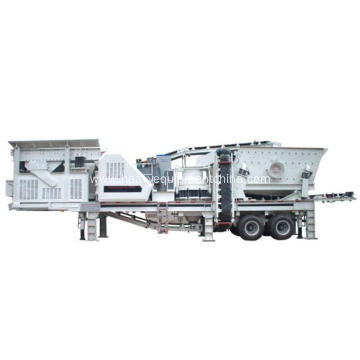 Portable Crushing Plant For Granite Rock Coal