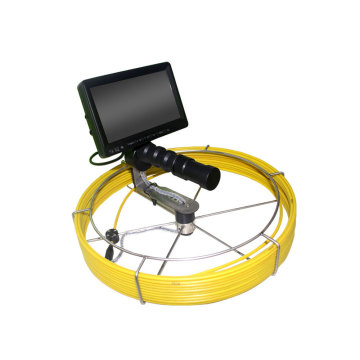 Inspection Camera Tube Detection