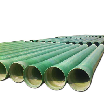 Filament Winding Pipe FRP Fiberglass Tube