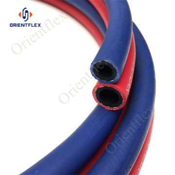 8mm oxygen acetylene gas welding hose 20bar