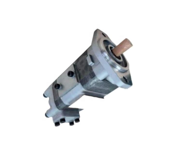 hydraulic gear pump 23B-60-11102 for komatsu GD505 grader
