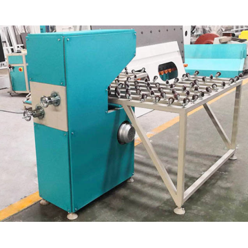 Insulating glass grinding machine