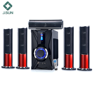 Home theater 2.1 speaker system