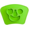 food grade silicone plate placemat for babies