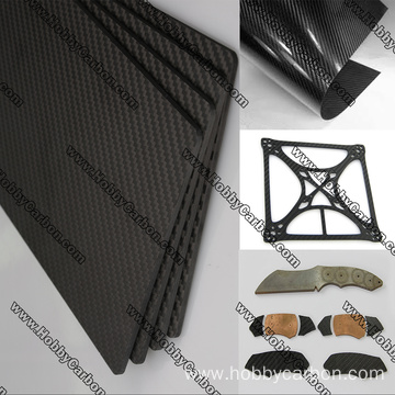 RC Drone Hobbby Vaega Carbon Glass Sheet