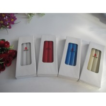 Good Quality Coloured Taper Candle