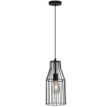 E27 lamp holder Metal morden pendant lamp