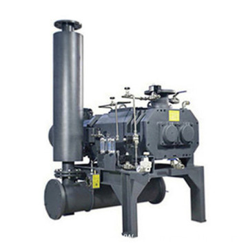 vacuum pump combines with Screw vacuum pumps