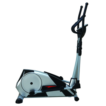 Grey Household Easy Use Elliptical Trainer