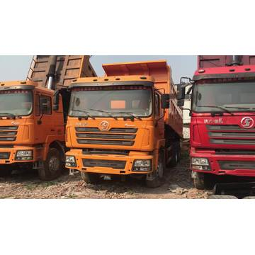 Shacman  used Dump Truck for Sale
