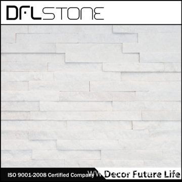 cheap white natural stone cladding for exterior wall