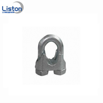 Hardware Galvanized Malleable Wire Rope Clip