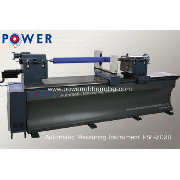 Universal Rubber Roller Laser Measurement Machine
