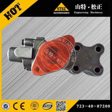 Machinery Spare Parts PC200-7 Valve 723-40-87200