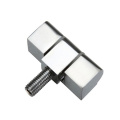 Zinc Alloy Chrome-Plating 180-degree Cabinet Hinges