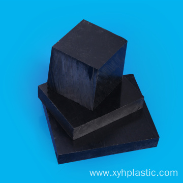 Supporting Machining POM Plastic Block Sheet
