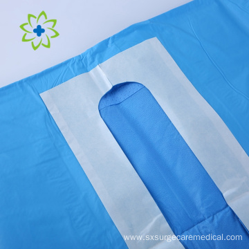 Super Absorbent Disposable Adhesive Surgical Drape