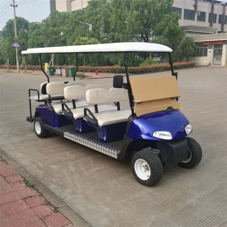 8 Seats Golf Carts