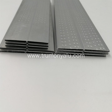 Dimple Flat Aluminum Tube for Heat Exchangers