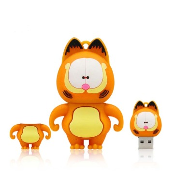 Cat Garfield USB Flash Drive