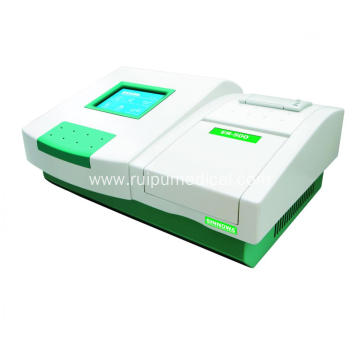 CE Medical Elisa Reader Test Items Powerful Analyzer