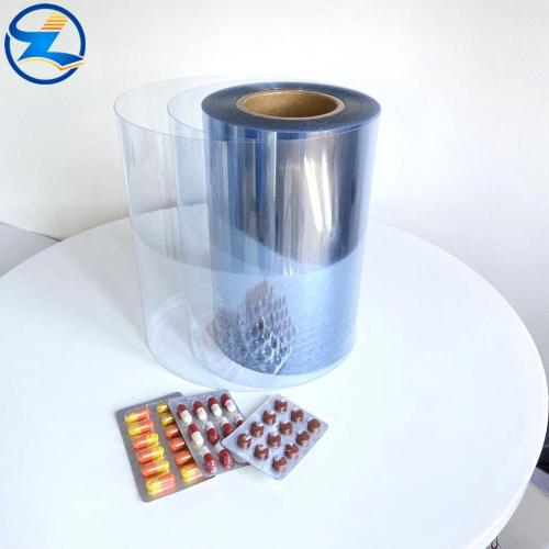 Factory supply blister thermoforming PVC films