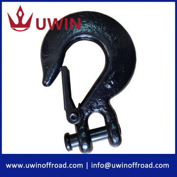 Synthetic Winch Rope Clevis Sling Hook