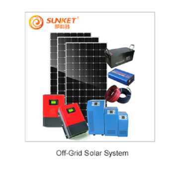 off grid solar system kits set Motor Homes
