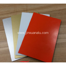 Aluminum Composite Sheet with PE Core
