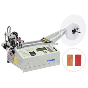 Automatic Webbing Cutting Machine (Hot Knife)