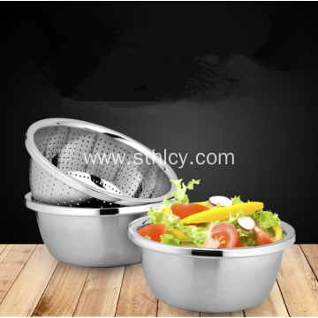 Stainless Steel Vegetable Basin Strainer