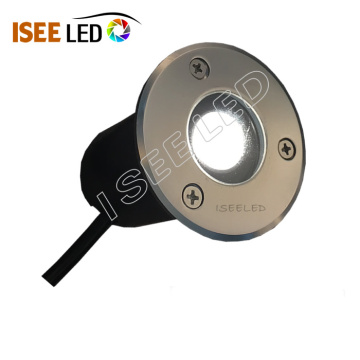 1W Power White Uplight Underground LED Light