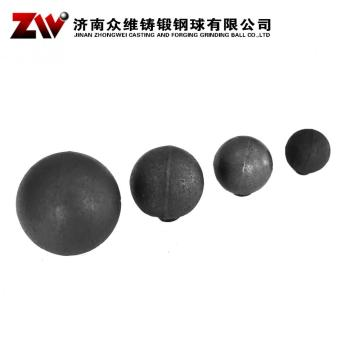 Forged steel ball of 45# 25mm