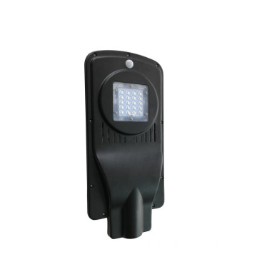 20W Faʻasalaina Solar LED Street Light