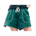 Womens Summer Sexy Simple Cotton Short Pants