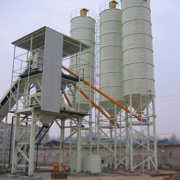 concrete batching plant with spare parts