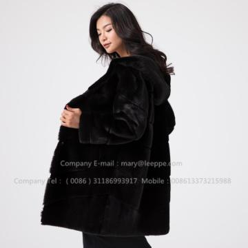 Women Kopenhagen Mink Fur Coat