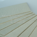 Decorative Fireproof White Color Wooden Grain Mgo Panel