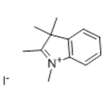 1,2,3,3-Tetramethyl-3H-indolium iodide CAS 5418-63-3