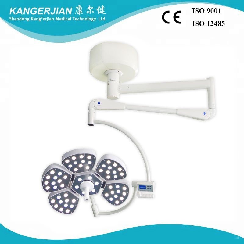 New product Cold light led shadowless operating lamp