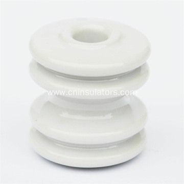 ANSI 53-4 Electrical Porcelain Ceramic Spool Insulators