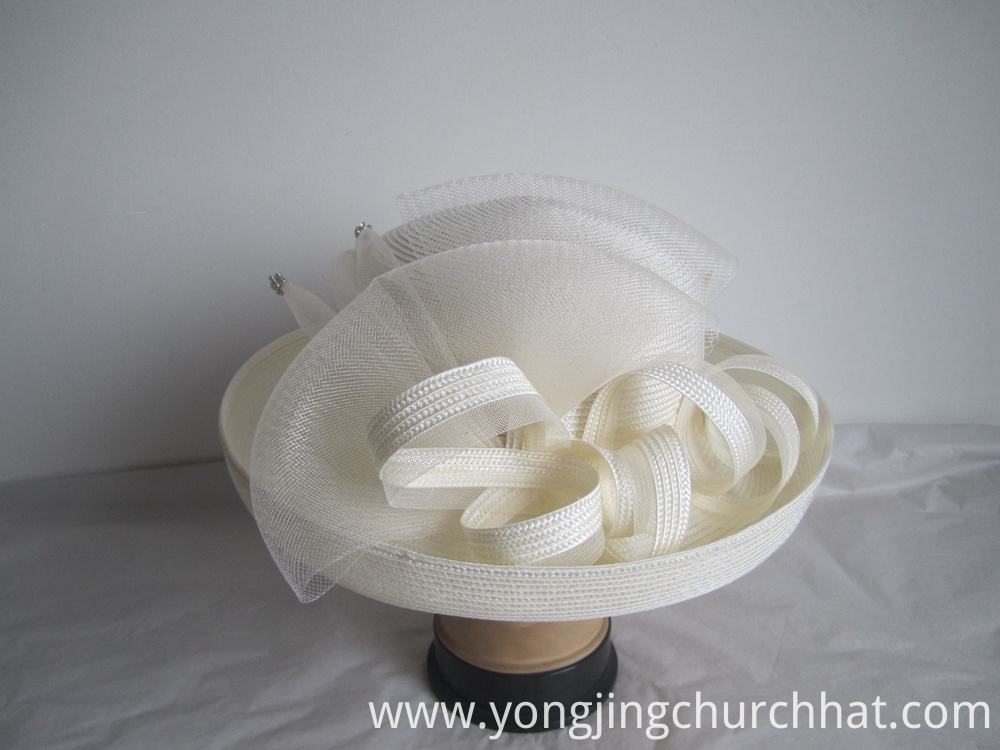 Summer Formal Millinery