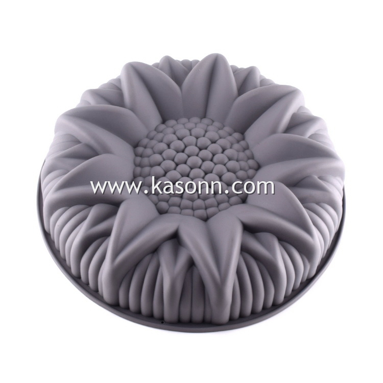 Silicone Flower Cake Pan