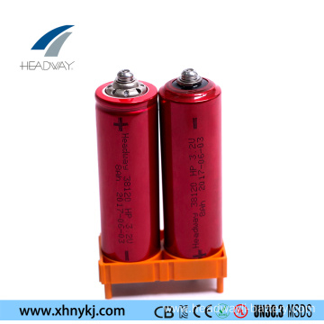 Rechargeable LiFePO4 Battery HW38120HP-8Ah  For E-Scooter