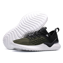 women fashion sport men mesh running shoes