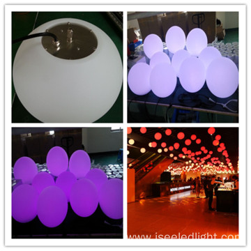 Madrix diameter 30cm ball for ceiling club stage